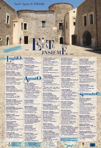 Locandina Estate s.agata  2013