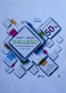gallego happy hour
