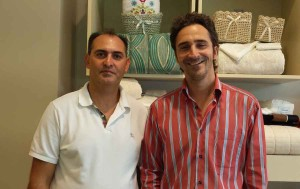 Massimo Morello (Presidente  Consorzio CCN Gallego) - Giuseppe Foti (Presidente Acis G. falcone)