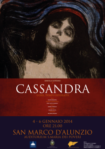 LOCANDINA CASSANDRA 2
