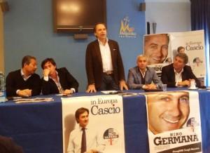 incontro Ncd Europee Sant'Agata