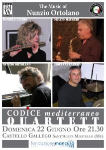 locandina serata jazz
