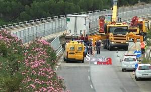 incidente camiona20