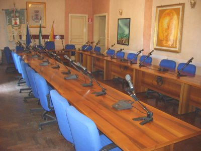 sala consiliare s.agata
