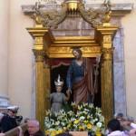 San Giuseppe, la Santa Messa in diretta