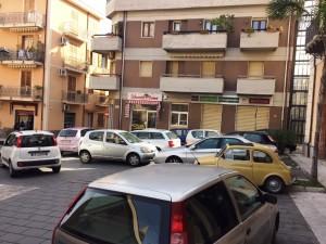 parcheggio selvaggio piazza duomo
