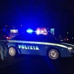 Minaccia l'ex moglie con una pistola giocattolo. La Polizia esegue misura di allontanamento.