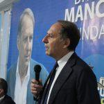 """Mancuso apre la sede elettorale: """"Uniti, coraggiosi e saggi, per amore di Sant'Agata"""""""