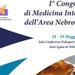 """Venerdì e sabato importante appuntamento col """"Primo Congresso di Medicina Interna dell'Area Nebroidea"""