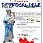 """Questa sera la festa di """"Nostra Signora del Sacro Cuore"""" a Torrecndele"""