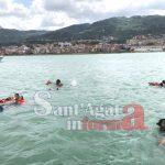 Guardia Costiera, maxi esercitazione di soccorso e salvataggio