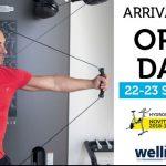 Open days Wellnext. Oggi e domani sport per tutti