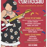 """""""Curtigghiu – GallegoRock"""", grande evento a Sant'Agata con i big della musica dal 20 al 22 settembre"""