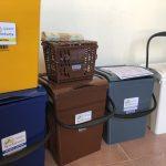 Raccolta rifiuti, in distribuzione i nuovi kit