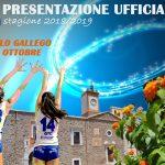 Sant'Agata Volley, sabato presentazione al castello. Domenica prima al PalaMangano