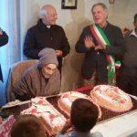 La festa per i 100 anni di nonna Rosalia