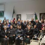 Scambio di  auguri all'Associazione Carabinieri