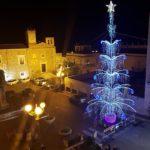 Isola pedonale del 30 dicembre. Animazione a cura dei commercianti di piazza Consolo