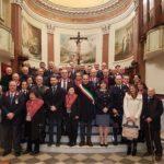 Santa Messa ed auguri dell'Associazione Nazionale Polizia
