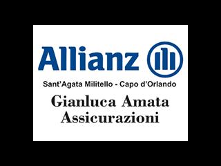 Logo Allianz - Gianluca Amata Assicurazioni