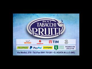 Logo Tabacchi Pruiti