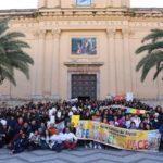 Da Sant'Agata un forte messaggio di pace dell'Associazione Cattolica della Diocesi