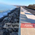 Rischio idrogeologico ed erosione costiera, 10 milioni per gli interventi a Sant'Agata.