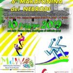 """""""6^ Maratonina dei Nebrodi"""", venerdì mattina al comune la conferenza di presentazione"""
