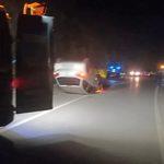 Incidente sulla 113 a Rosmarino. Giovane ferito
