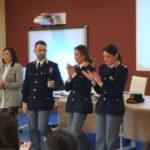 """""""Questo non è amore"""". La Polizia di Stato incontra gli studenti dell'Itis Torricelli"""
