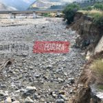 Grave erosione al torrente Rosmarino. Disposto intervento urgente di risagomatura
