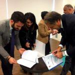 Laboratori e start-up, nuove opportunità per i giovani nebroidei. Firmata la convenzione all'Incubatore