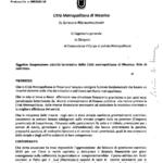 La Città Metropolitana di Messina chiude! Ferie forzate per protesta, ecco la lettera di De Luca ai comuni messinesi