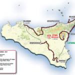 """Torna il """"Giro di Sicilia"""". Il 4 aprile passaggio sulle strade santagatesi"""