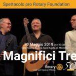 I 50 anni del Rotary Club. Due giorni di eventi, concerto di alta qualità e convegno
