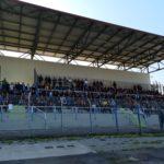 """Bella pagina di sport, il grazie dei tifosi del Licata ai santagatesi: """"Modello di civiltà e sportività""""."""