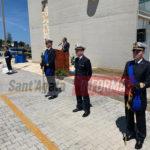 Cambio al vetrtice del Circomare. Il Ten. Donato Bonfitto è il nuovo comandante. (Fotogallery e interviste)