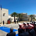 """Intitolazione ufficiale del """"Piazzale del Corpo delle Capitanerie di Porto-Guardia Costiera"""""""
