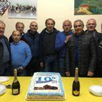 """""""Rocca Bianca"""", grande festa per i 10 anni dell'associazione di Scafone"""