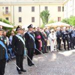 Festa dell'Arma dei Carabinieri. A Messina la cerimonia per il 205°anniversario.