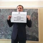 Città metropolitana, sciopero della fame ed occupazione del sindaco De Luca