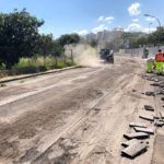 Via ai lavori di rifacimento delle strade nel centro urbano