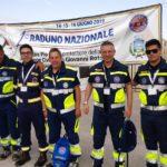 Raduno nazionale di protezione civile. Presenti i volontari del Nois Sant'Agata.