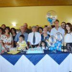 Festa ad Alcara per i 100 anni di Gaetano Oriti.