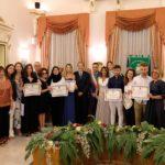 Studenti meritevoli premiati dal presidente Musumeci ad Acquedolci. Tutte le foto.