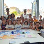 #PlasticFreeGC, bella iniziativa con Guardia Costiera e i bambini del summer camp Palasport Mangano.