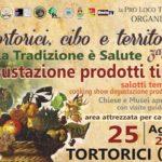 """""""Tortorici, Cibo e Territorio"""", 3^edizione della kermesse che racconta i Nebrodi."""