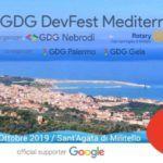 "I ""Google Developer Group"" a Sant'Agata per la DevFest Mediterranean. 7 conferenze e 35 relatori internazionali."