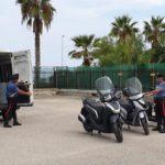 Furto scooter, arresto convalidato e domiciliari per il giovane catanese.