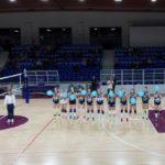 Sant'Agata Volley, festa all'esordio al Palasport Mangano. Battuta l'Orlandina.